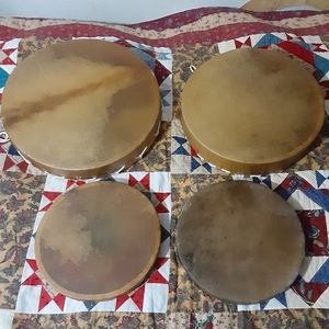 Adult and kids handdrums
